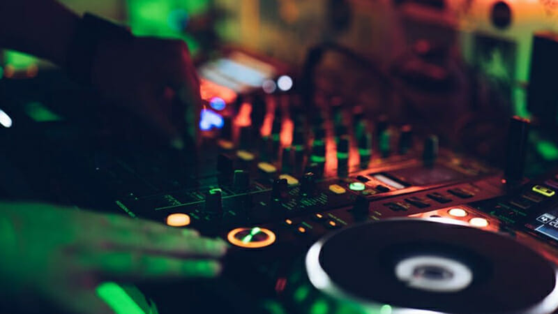 DJ Equipment Hire Leeds